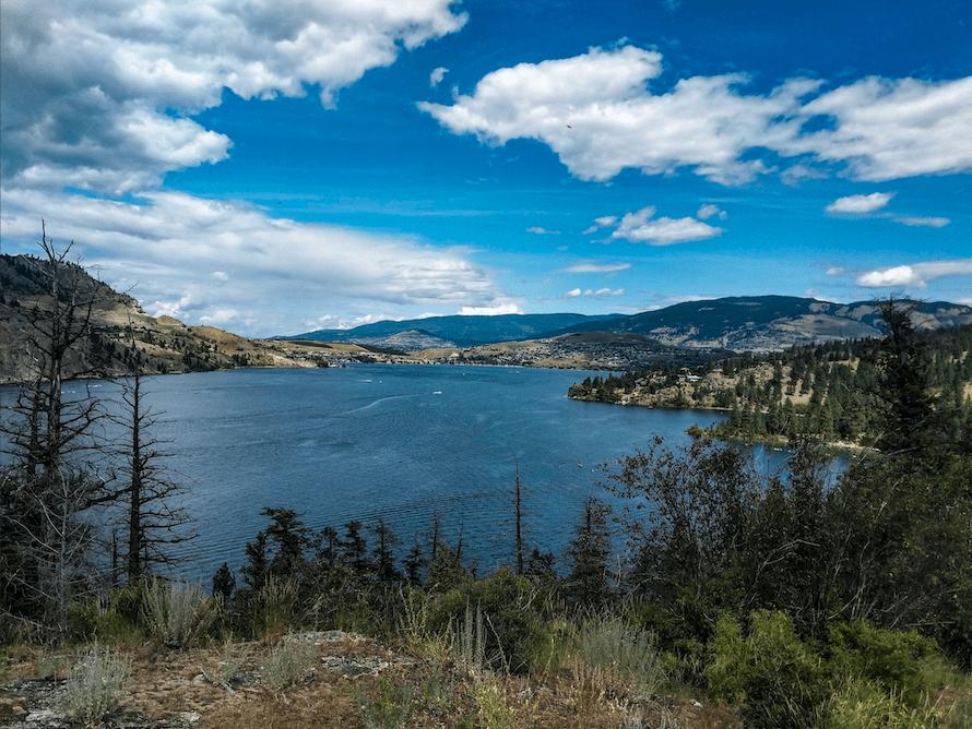 Lakeside Living in the Summertime