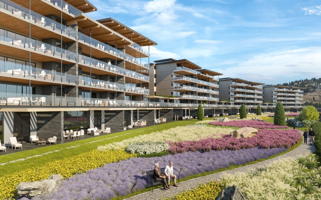 $100+ Million Development Planned for Okanagan